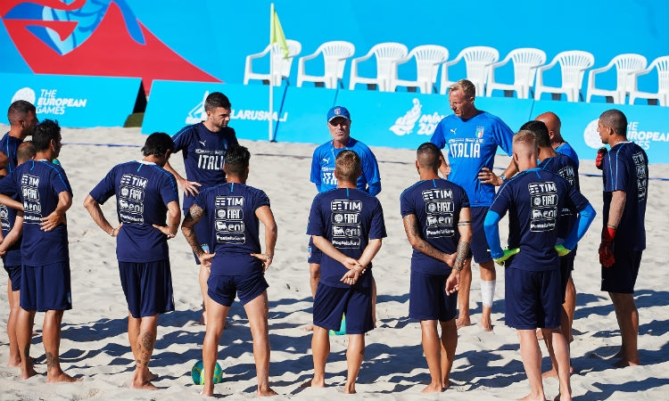 FIFA Beach Soccer World Cup 2019 – Europe Qualifier: i convocati