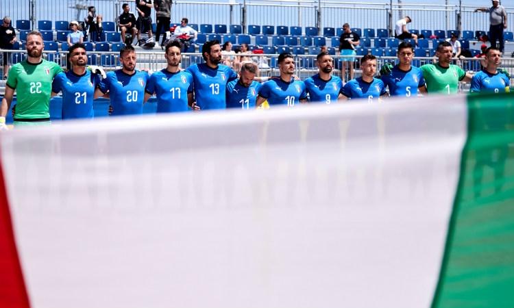Calendario Qualificazioni Mondiali Italia.Fifa Beach Soccer World Cup 2019 Europe Qualifier Il