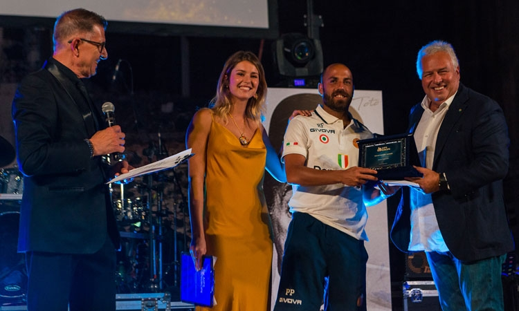 AIPS Beach Soccer Awards, la serata a Catania