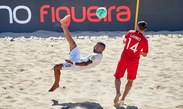 Superfinal Euro Beach Soccer League: Anche la Turchia s'inchina davanti all'Italia