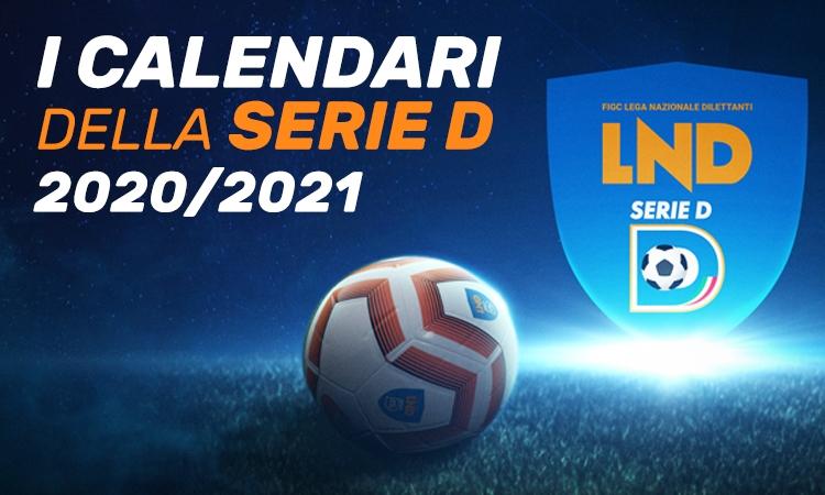 I calendari della stagione 2020/21   Lega Nazionale Dilettanti