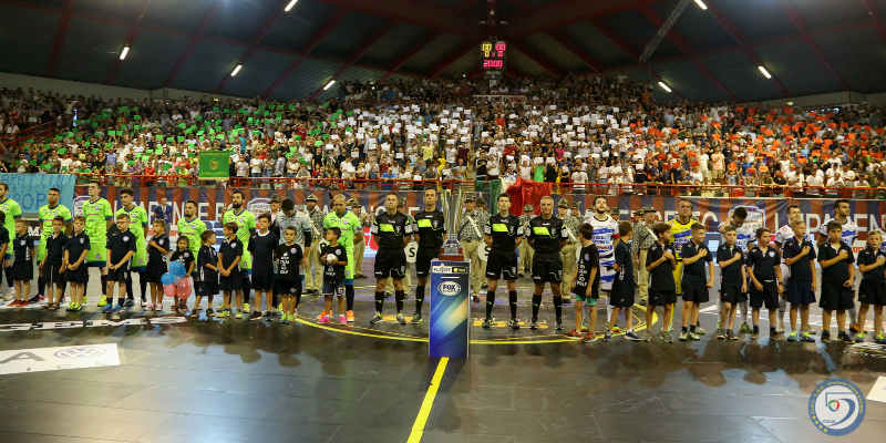 Calcio a 5: Final Eight Coppa Italia